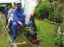Redbourn Museum Annual Steam Day