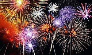 fireworks night at the cricketers redbourn